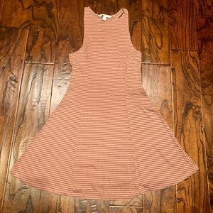 Billabong Striped Dress NWOT